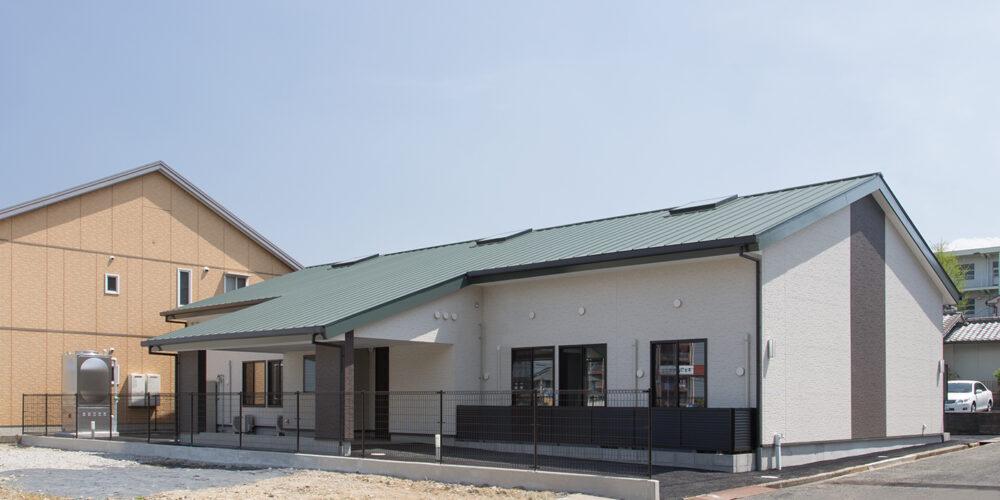 社会福祉法人北九州市手をつなぐ育成会若松GH新築工事